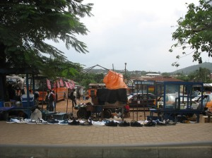 Daily Life in Accra