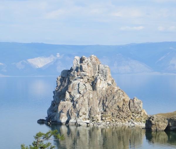 Shaman Rock, Khuzhir, Olkhon Island