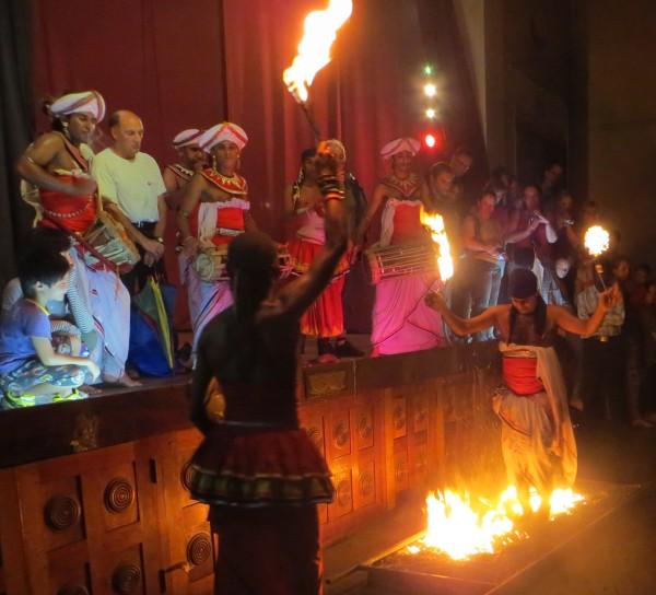 Fire walkers