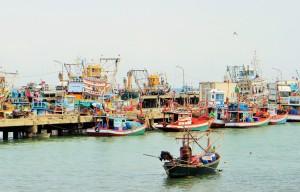 Fishing Village, Prachuap Khiri Khan
