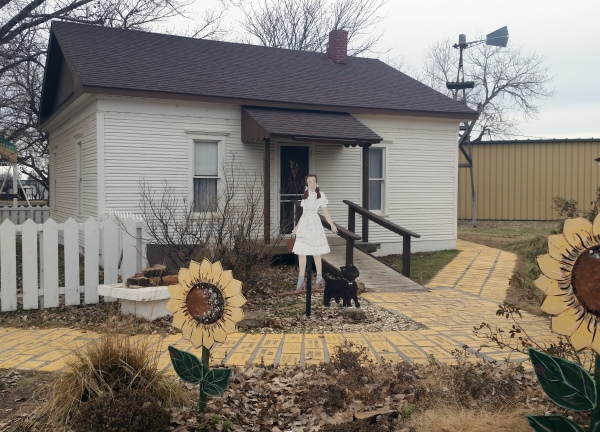 Dorothys house