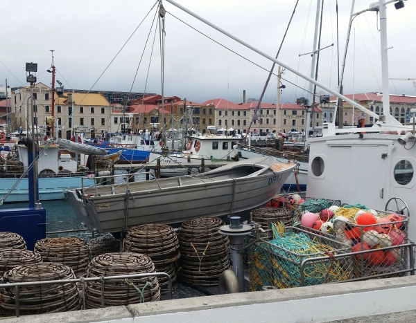blog Hobart harbor
