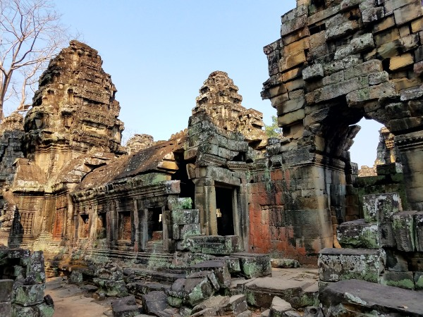 Banteay Kdel  Temple